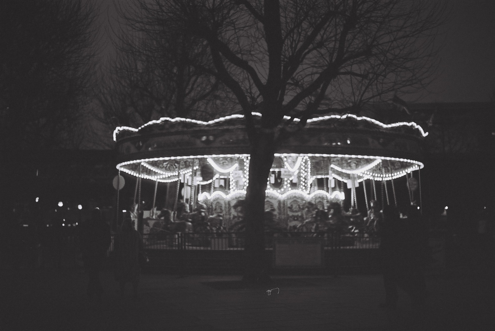 Night Shot 2012 | London, England | Kodak TX 400